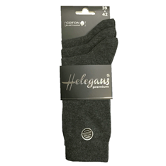 Homme HELEGANS anthracite x3